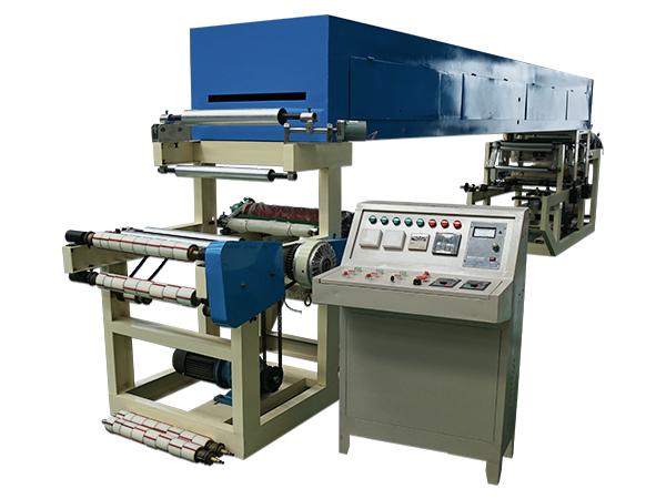 GL-500B tape roll making machine