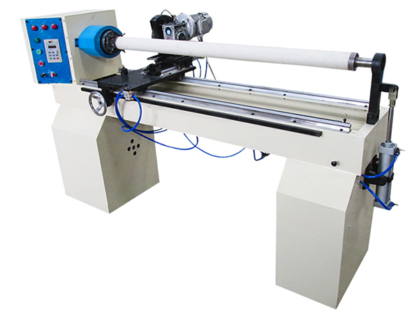 GL-705 Round knife semi-automatic cutting table