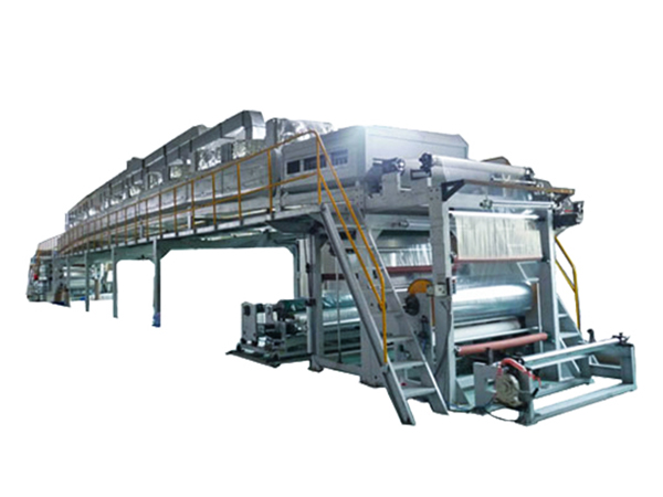 GL-900 bopp film coating machine