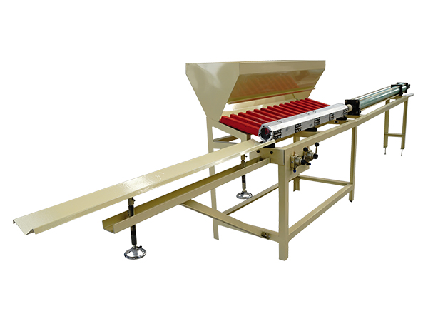 GL-105 Paper core loading & unloading machine