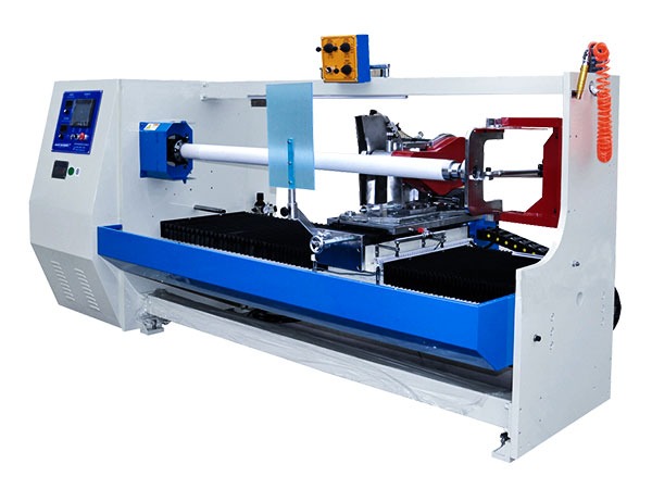 GL-701 Single Shaft Auto Roll Cutting Machine