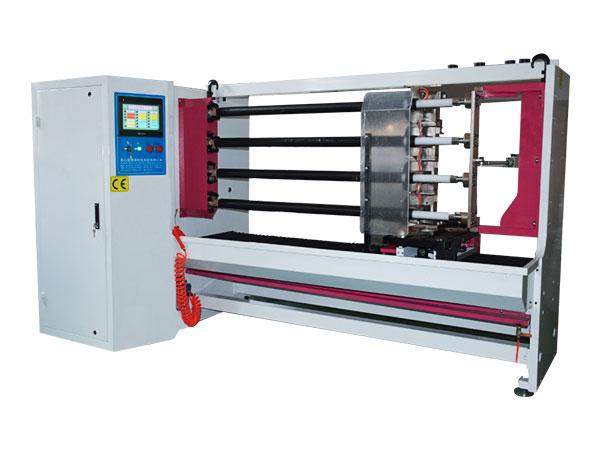 GL-704 Four-shaft Auto Roll Cutting Machine