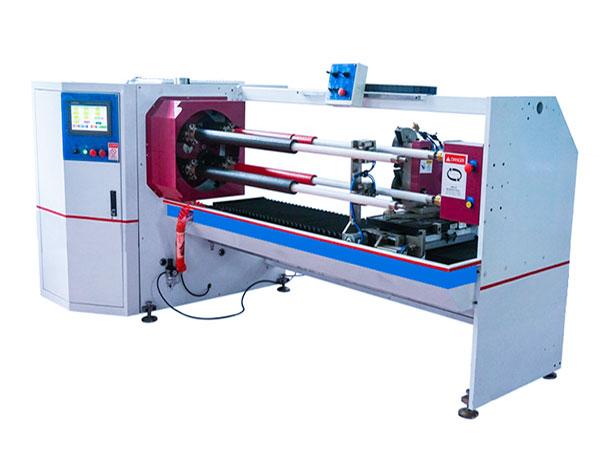 GL-704B Four-shaft Auto Roll Cutting Machine
