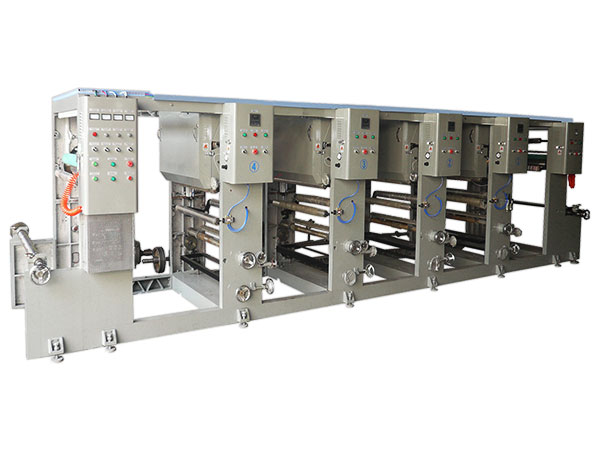 GL-4 bopp adhesive tape printing machine
