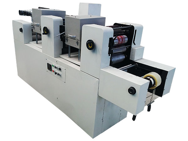 GL-2100 adhesive tape printing machine
