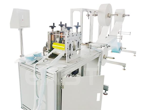 KN95 mask–automatic ultrasonic film machine